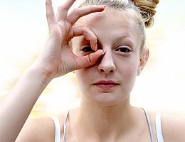 Augenuebung